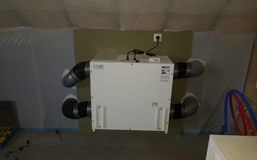Ventilatie D Clima Industries