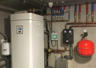 Warmtepomp bodem/water CTC GSi12